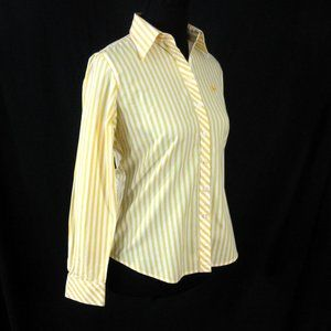 Lilly Pulitzer Button Front Shirt Vintage 1990's